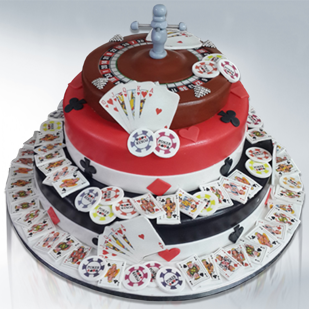 Casino Royal Cake Extreme